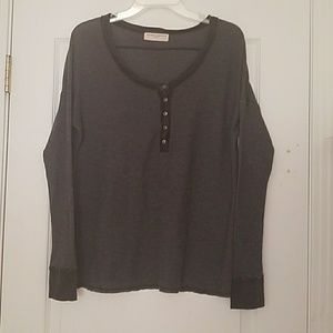Urban Outfitters Project Social T Henley